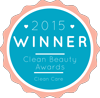 Clean Beauty Awards 2015