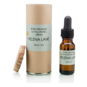 Rose Geranium & Hyaluronic Serum