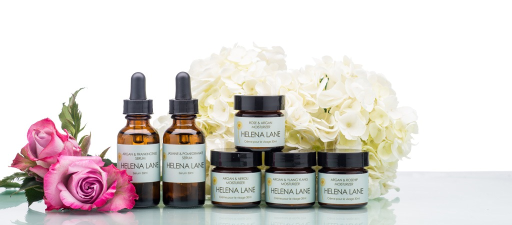 100% organic plant oils to nourish and repair