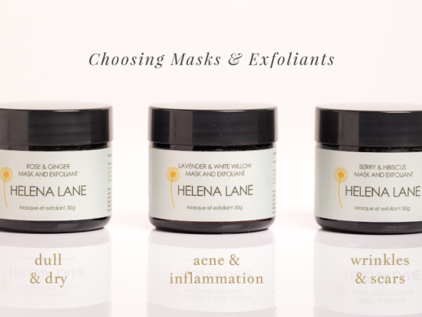 which mask exfoliant skincare