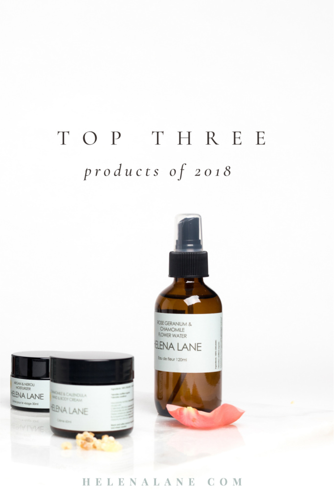 top natural skincare products