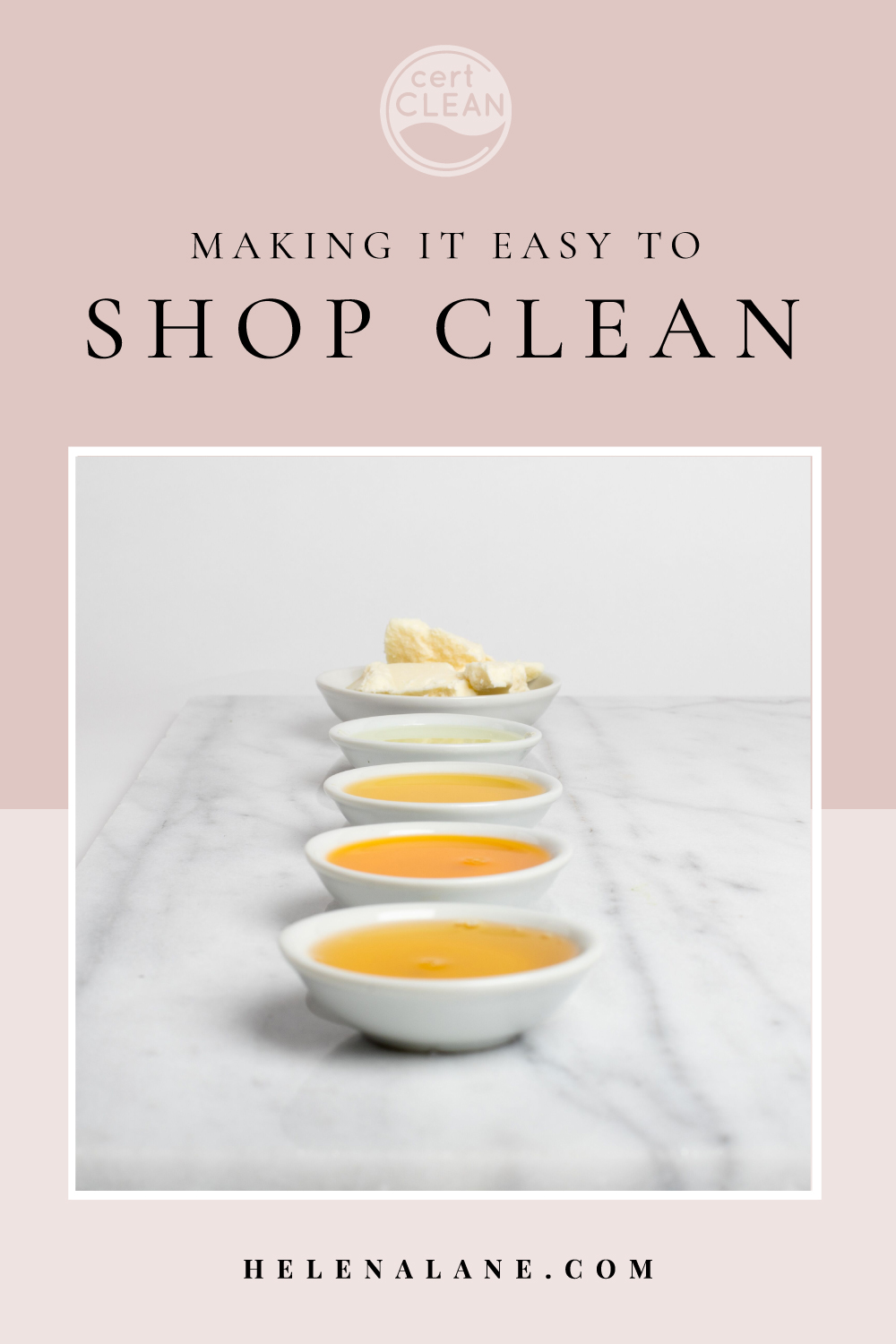 Shop Clean Cosmetics Cert Clean Helena Lane