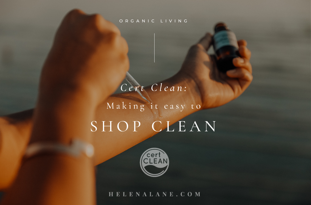 Cert Clean Shop Clean Cosmetics