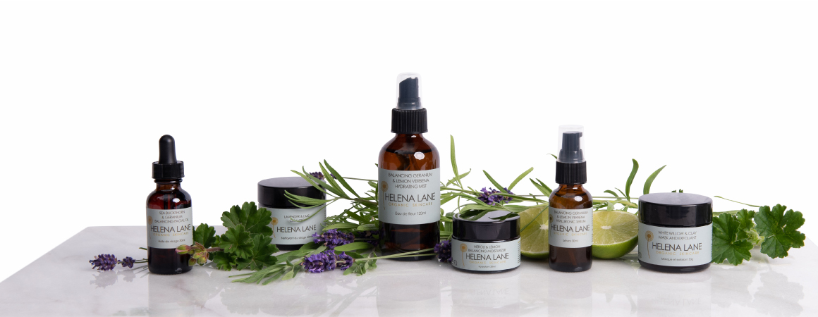Balancing Organic Skincare Collection