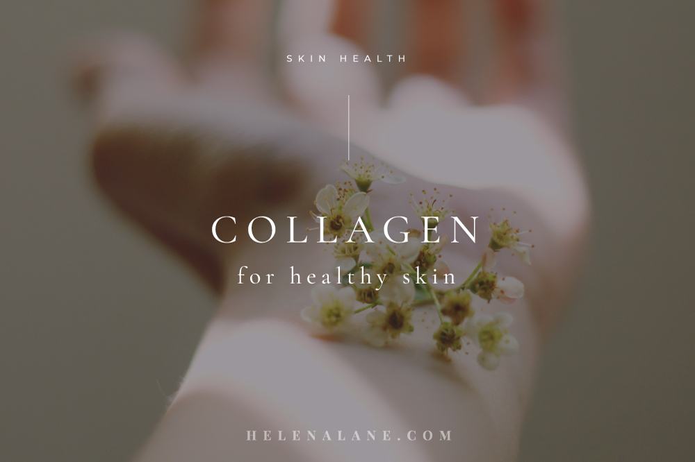 Collagen Skin Health