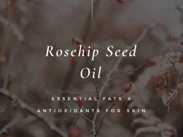 Rosehip Seed Oil in Skincare