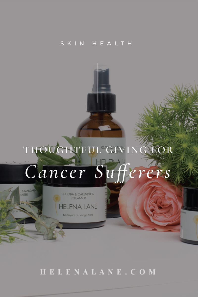 skincare for cancer sufferers radiation