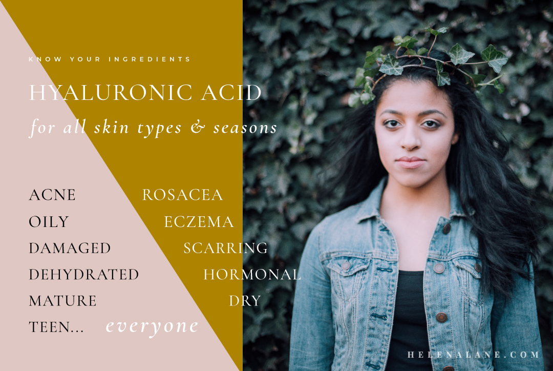 Hyaluronic Acid for Skin Types and Seasons